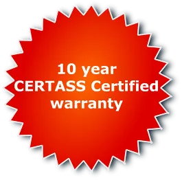 CERTASS Certified Warranty